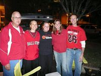 BSU Night game tailgaters