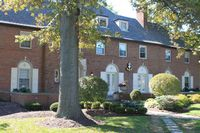3 story brick colonial Delta Gamma House