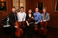 5 columbia students compete in Steinway competition for strings