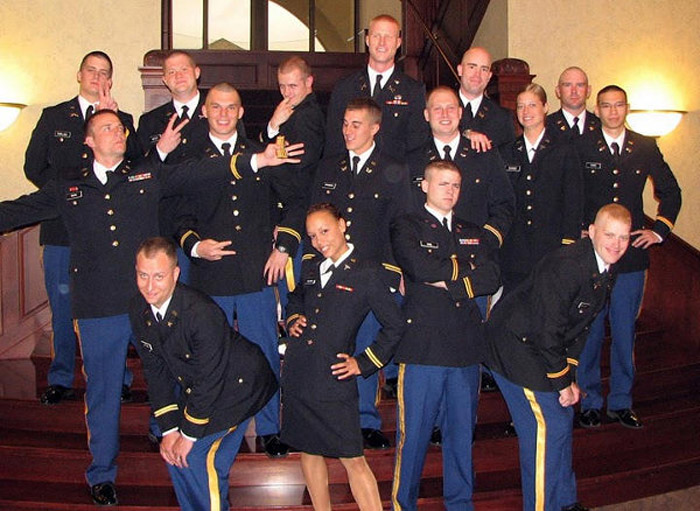 Image army dress blues