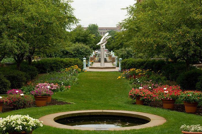Michigan State Botanical Gardens Garden Ftempo